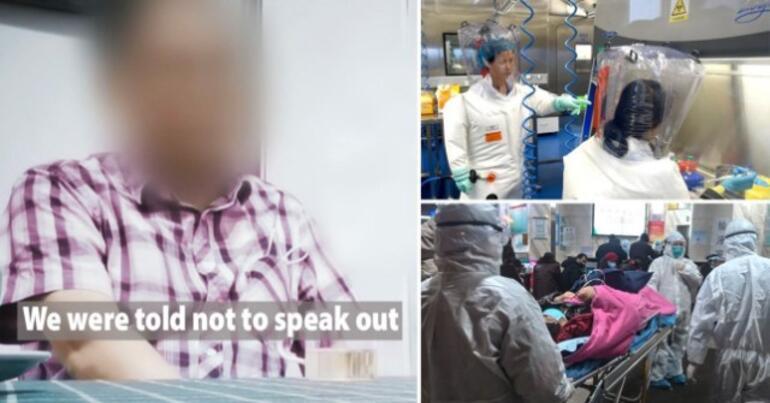 Koronavirüste şoke eden iddia... Çin, dünyaya böyle yalan söylemiş