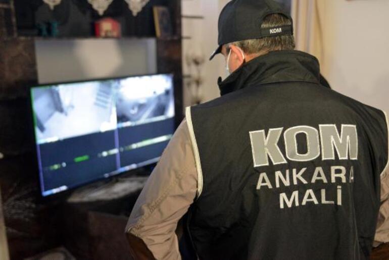 Ankarada Suriyeli büyü çetesi operasyonu İnanılmaz görüntüler...