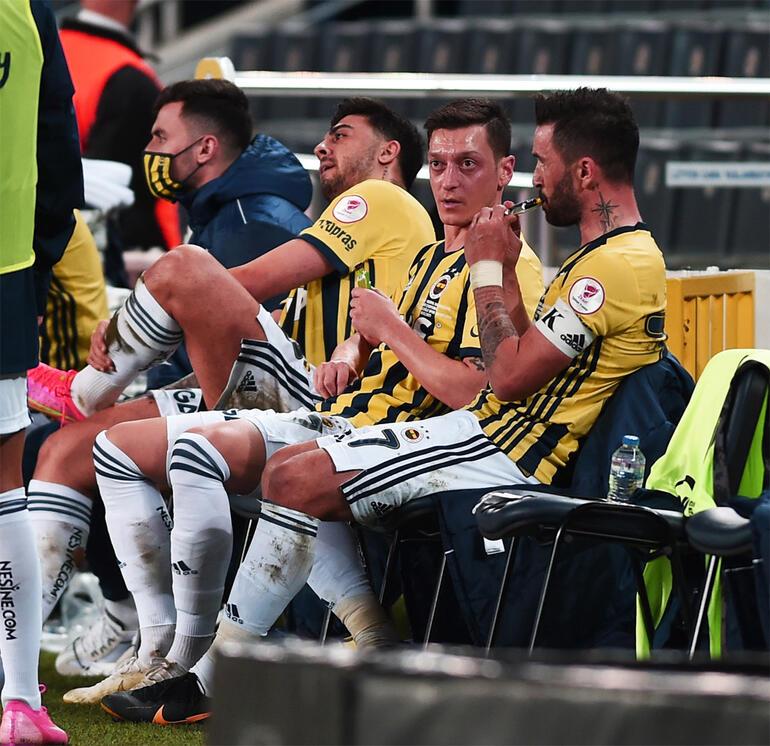 Fenerbahçe - Başakşehir maçının ardından Erol Buluta tepki: Hayatımda görmedim